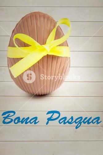 Composite image of bona pascua