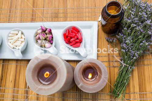 Natural products for aromatherapy