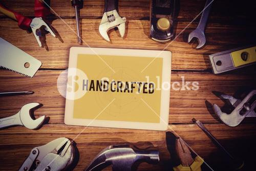 Hand crafted against blueprint