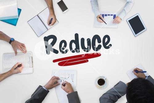Reduce against business meeting