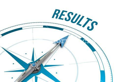 Results against compass