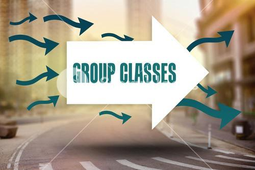Group classes against new york street