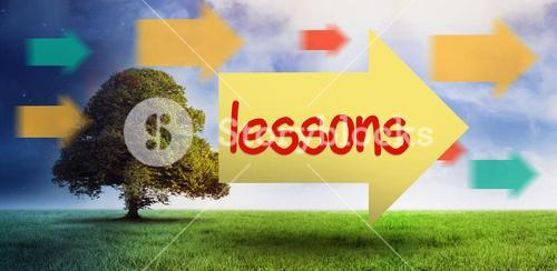 Lessons against field of night and day