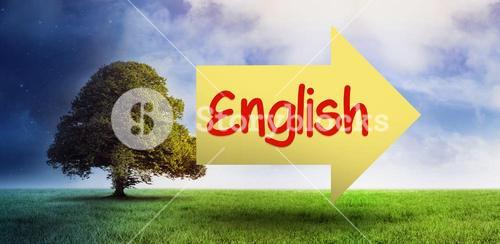 English against field of night and day