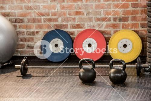 Exercising equipment arranged