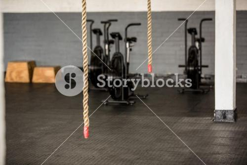 Exercise rope and equipment
