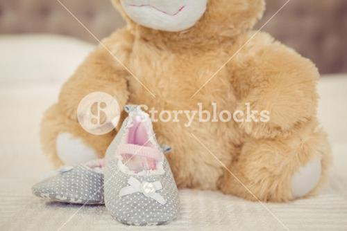 Plush and infant shoes