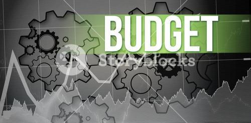 Budget against turning cogs