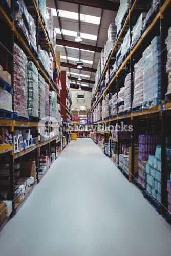 Warehouse isle
