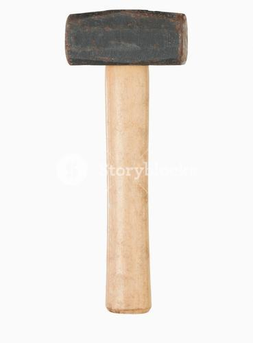 Portrait of a hammer