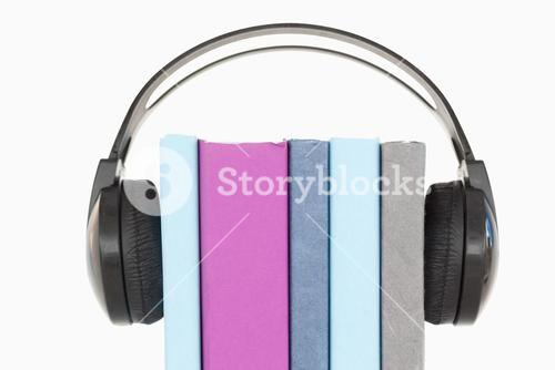 An audiobook concept