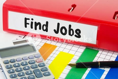 Composite image of find jobs