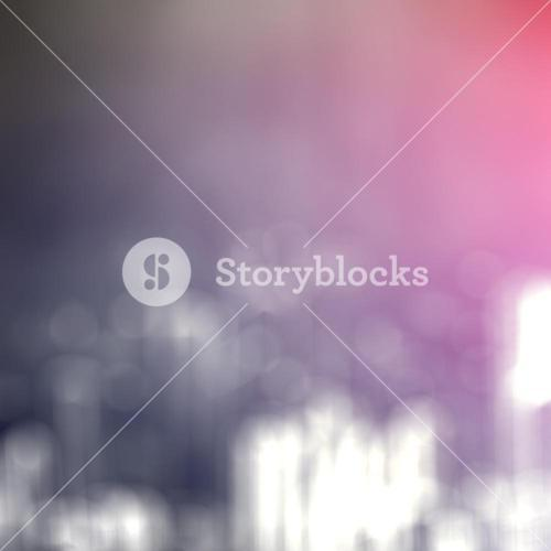 Colored background with city