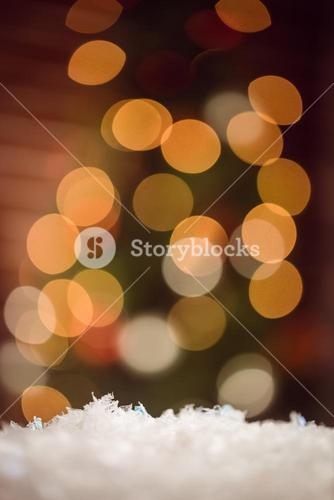 Composite image of spangles background
