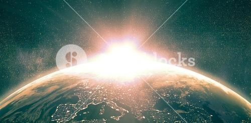 Image of a earth
