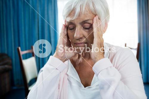 Pensioner headache