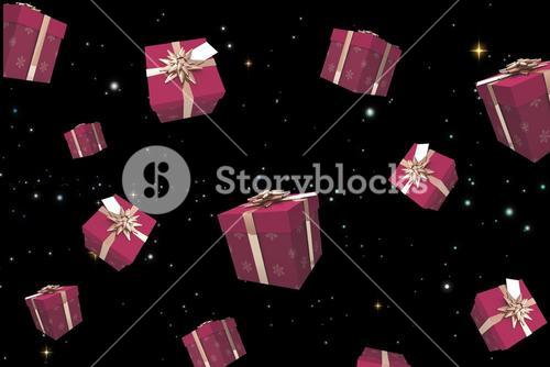 Composite image of gifts