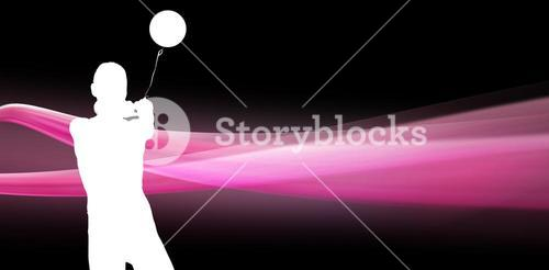 Composite image of sportswoman throwing a hammer