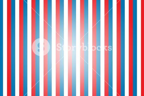 Digitally generated stripes