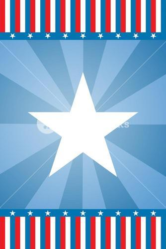stars in a blue background