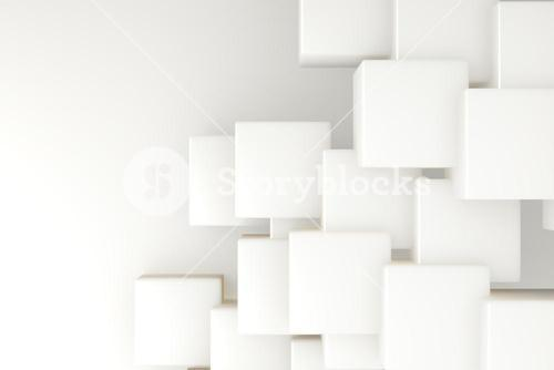 Abstract white design