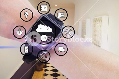 internet of things graphics