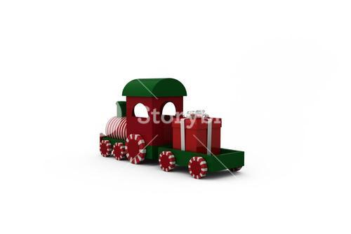 Miniature train