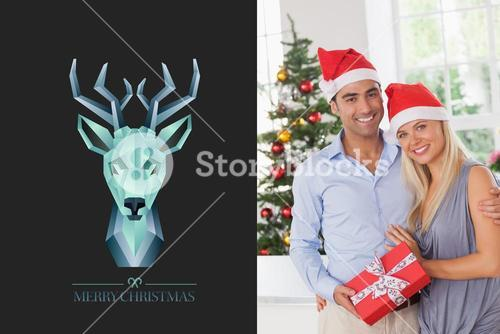 Blue Deer Design and Christmas Couple