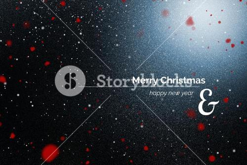 Christmas and New Year Message Design