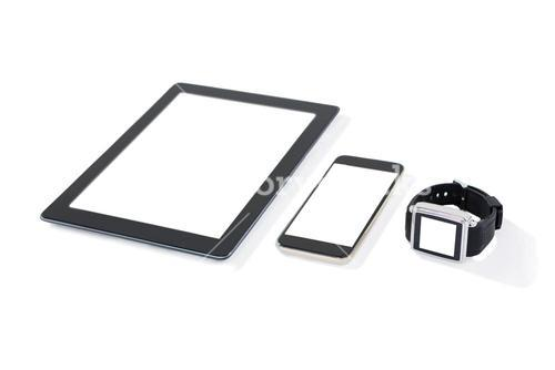 Digital tablet, mobile phone and smart watch