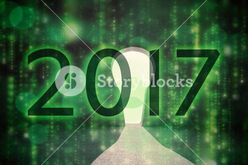 Composite image of 2017