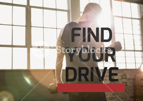 """Sports """"Find your drive"""""""
