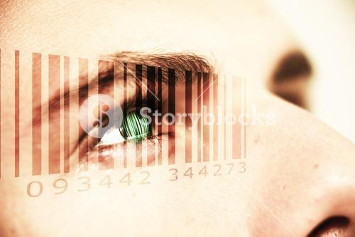 Composite image of composite image of bar code