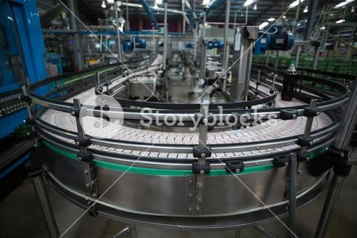 Machinery and production line