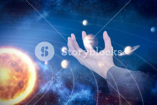 Composite image of businesswoman hand gesturing against white background 3d