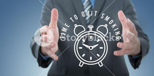 Composite image of businessman gesturing against white background 3d