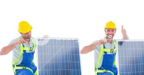 solar panel colection
