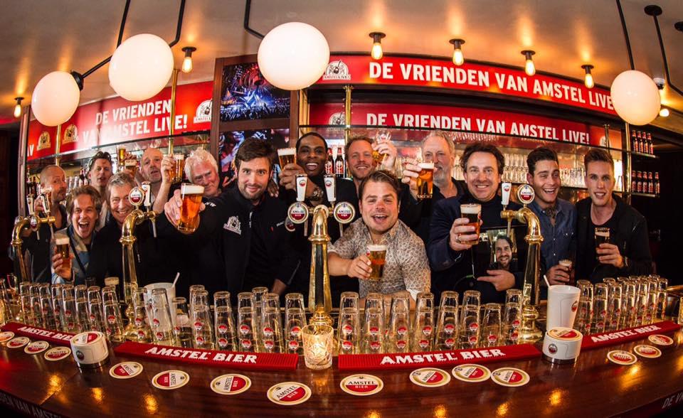 Vrienden Van Amstel Live Diggydex