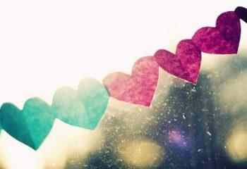 Als je valentijn er niet meer is