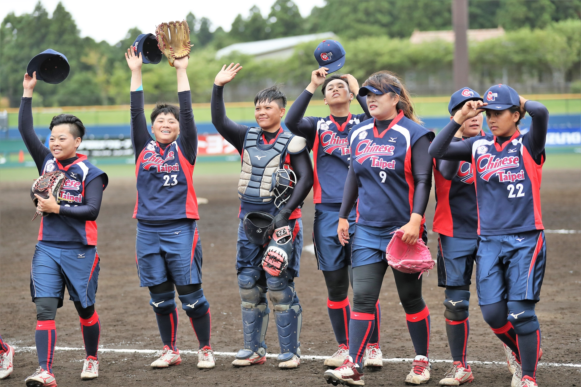 Chinese Taipei thanks fun after beating the Philippines