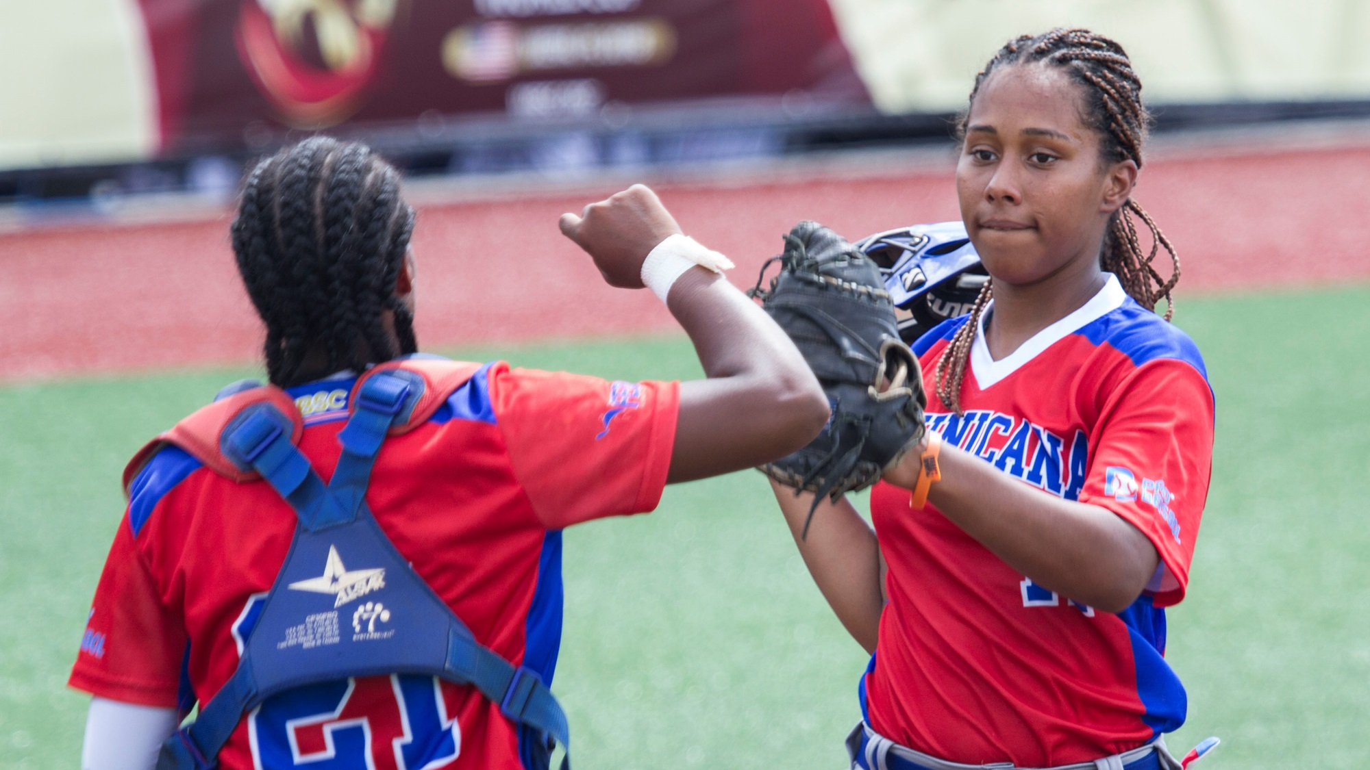 The Dominican Republic qualified for the first time for Women's Baseball World Cup
