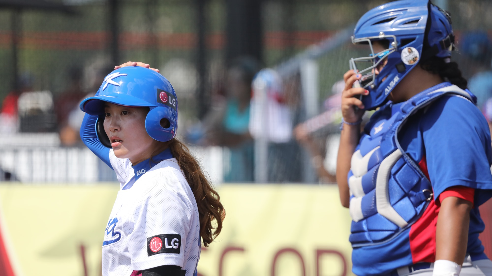 Korea's bats only came to life in the seventh