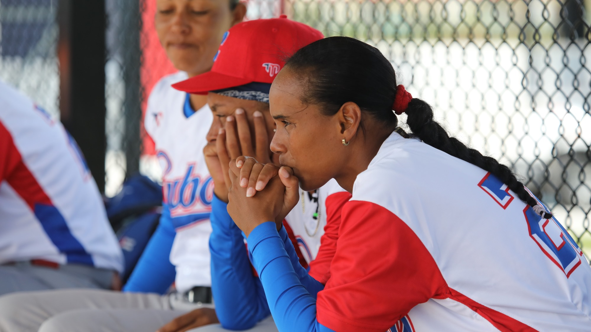 Cuba's bench starting to worry