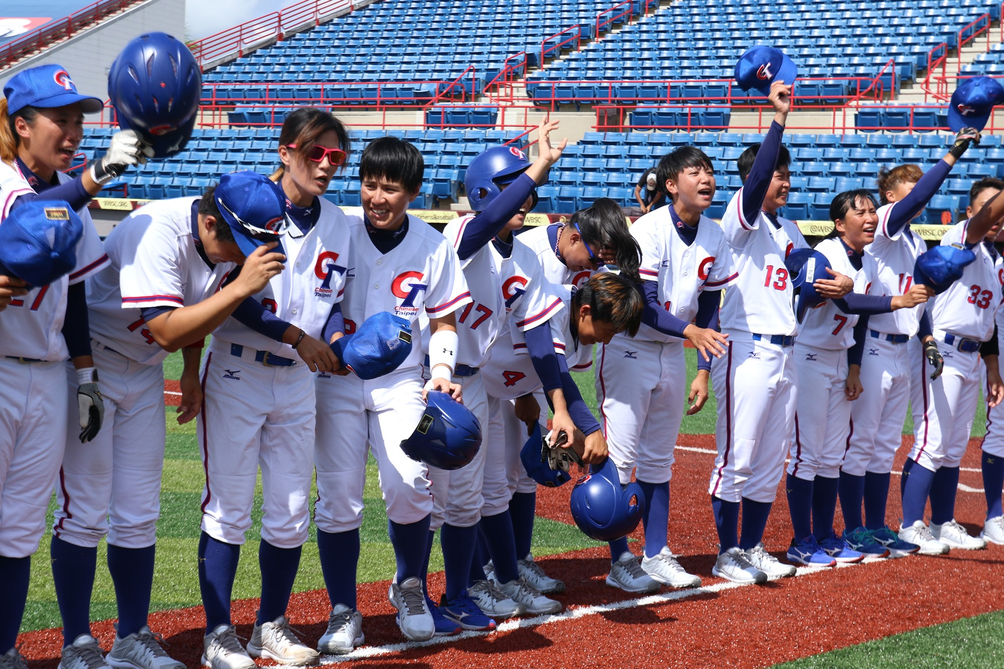 Chinese Taipei is now 3-0 in the super round