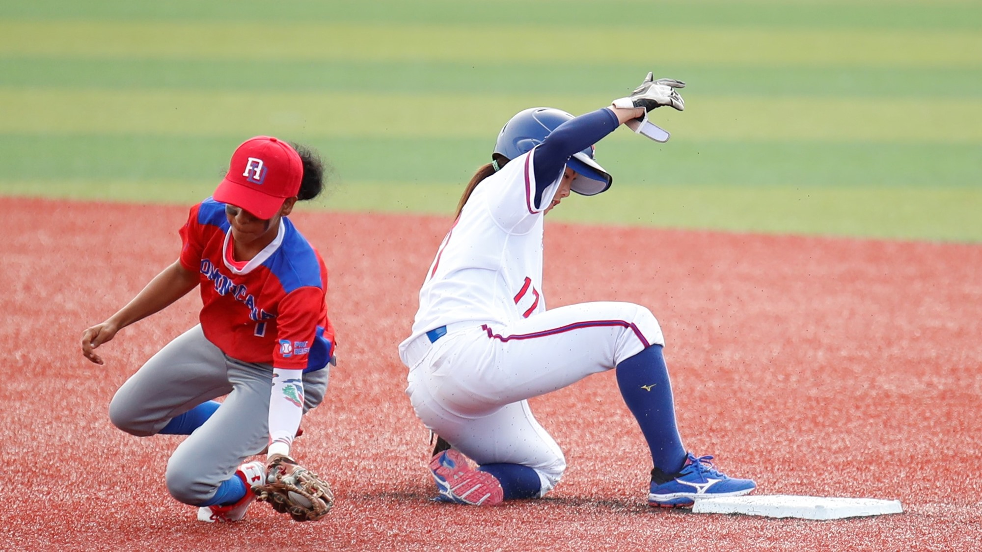 Chinese Taipei getting in scoring position