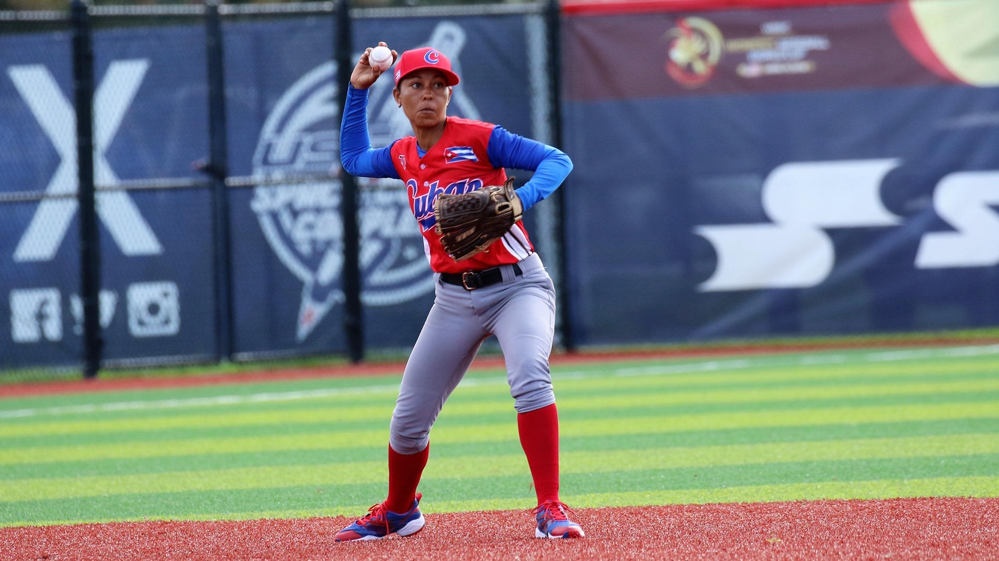 Ysenia Frometa, Cuba's shortstop