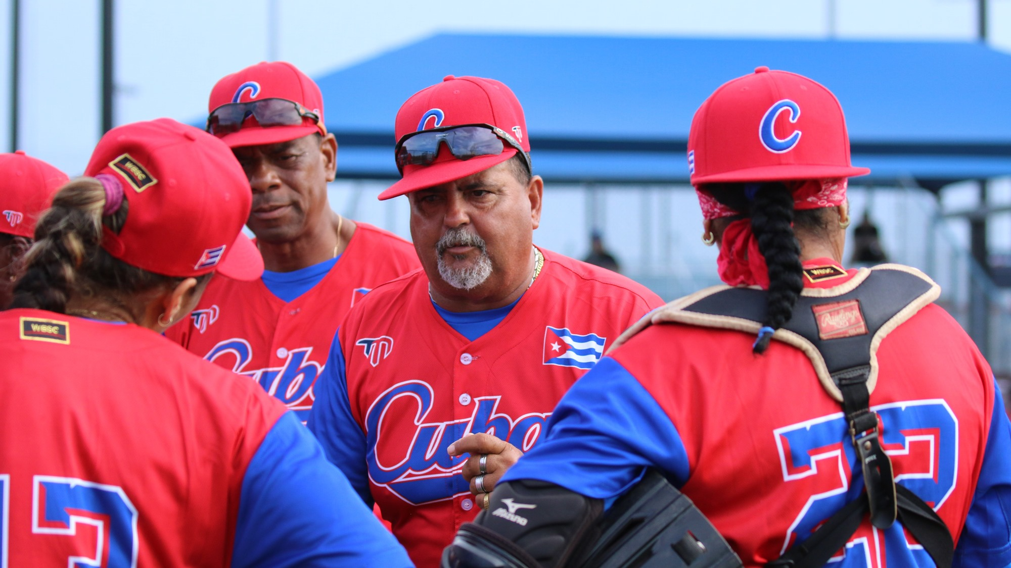 Cuba beat Korea in the first game of the consolation round