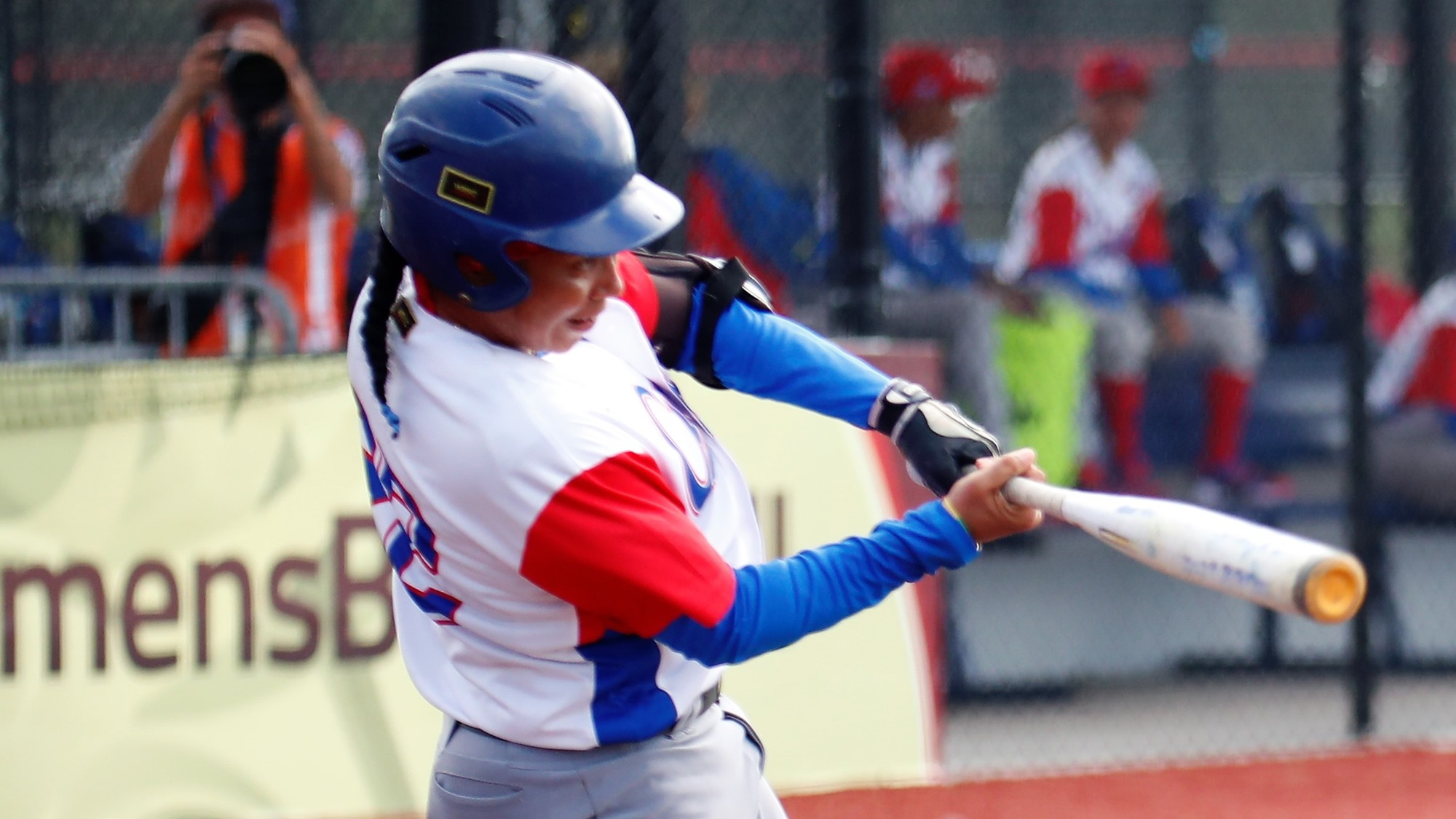 Cuba outscored The Netherlands in the first game of Day 2 in the consolation round