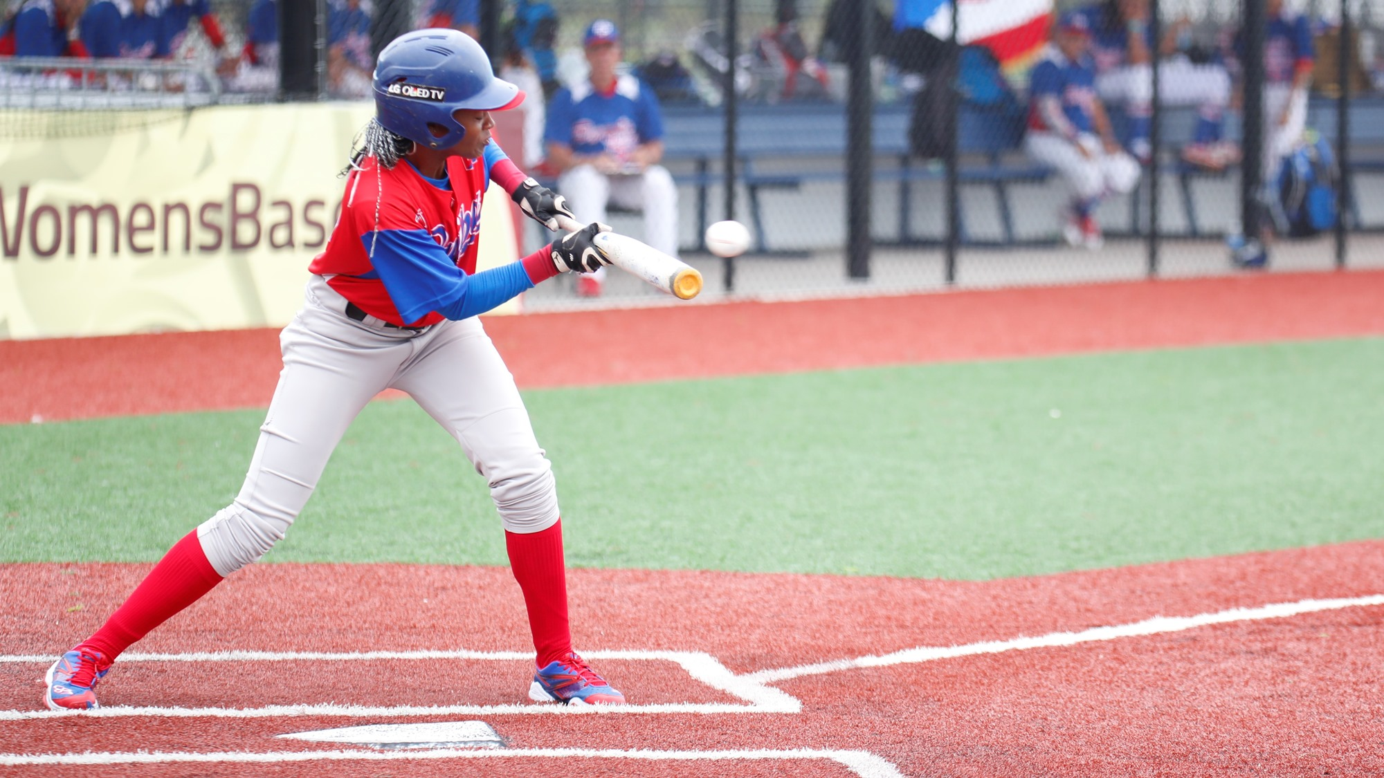 Cuba made the most of six hits and played perfect defense