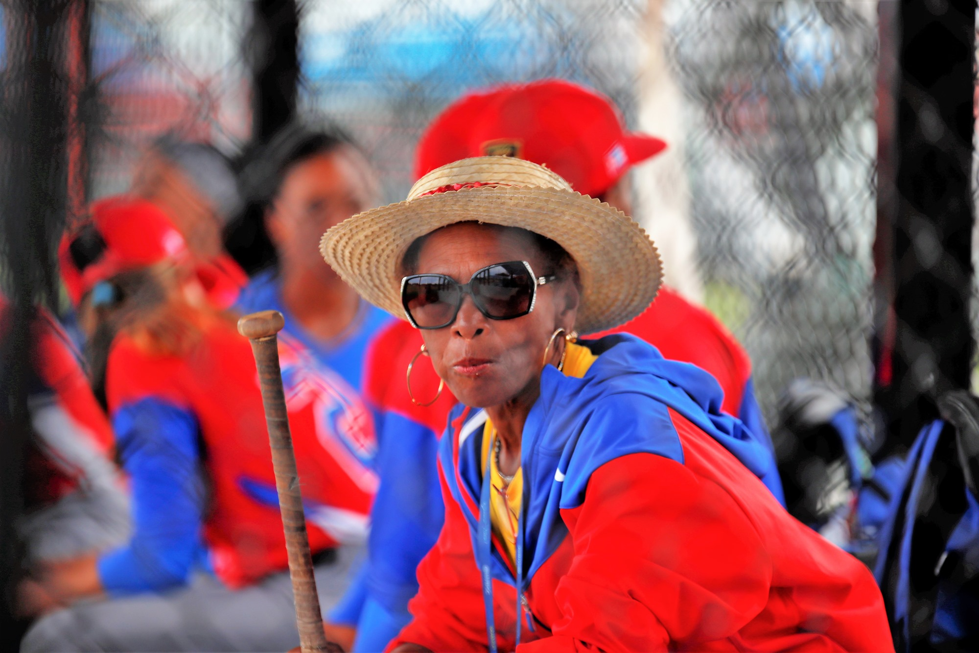 Cuba coaching staff can be proud